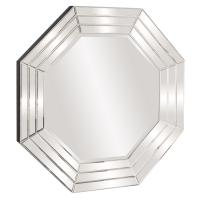 Jessica Contemporary Octagon Mirror