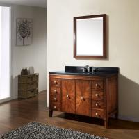 49 Inch Single Sink Bathroom Vanity With Choice Of Top