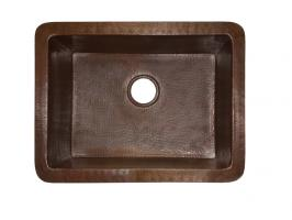Antique Copper Undermount Kitchen Sink