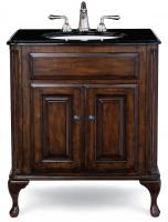 31 Inch Single Sink Bathroom Vanity with Counter Top Choices