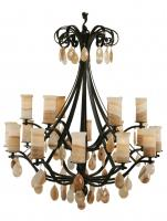 18 Light Elegante Chandelier