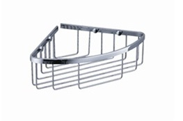 Fresca Single Corner Wire Basket