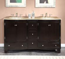 Northampton 72 Double Bathroom Vanity Set shop silkroad exclusive bathroom vanities with free shipping!