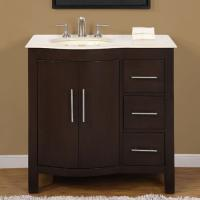 36 To 40 Inch Wide Bathroom Vanity Cabinets With Sink 2019