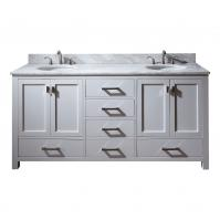 Avanity Corporation 72 Inch Double Sink Bathroom Vanity