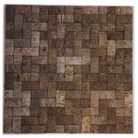 Walnut Brown Coconut Tile