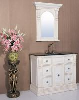43 Inch Single Sink Bathroom Vanity with FREE Mirror Through February