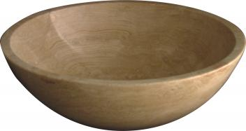 Travertine Vessel Sink