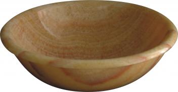 Quiescence Honey Onyx Vessel Sink