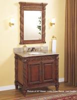 Empire 24 Inch Single Sink Bathroom Vanity