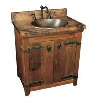 Shop Rustic Bathroom Vanities And Sinks Single And Double Sinks