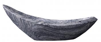 China Juparana Granite Oval Vessel Sink