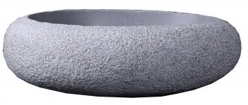 Andesite Granite Oval Vessel Sink