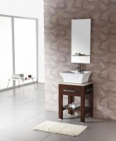 20.5 Inch Single Sink Bathroom Vanity