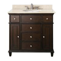 Avanity Corporation 37 Inch Single Bathroom Vanity