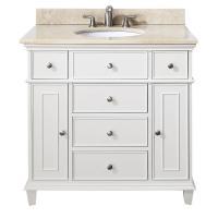 Avanity Corporation 37 Inch Single Bathroom Vanity