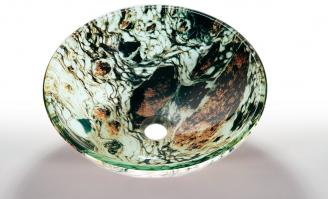 Earth Round Vessel Sink