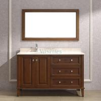 Bathroom Vanity Single Sink on 55 Inch Single Sink Bathroom Vanity With Choice Of Top In Classic