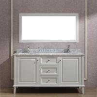 63 Inch Double Sink Bathroom Vanity with Choice of Top in WhiteShop Double Bathroom Vanities 61 to 72 Inches with Free Shipping . 66 Double Sink Vanity. Home Design Ideas