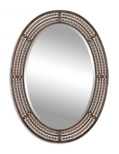 vanities for bedrooms matney distressed rubbed bronze oval mirror uvu13716 13716