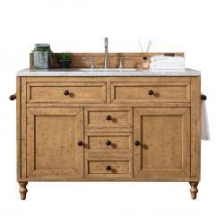 48 Inch Distressed Single Sink Bath Vanity Custom Options